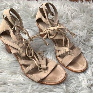 Frye Brielle gladiator sandals size 8.5